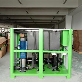 小型工業冷水機夏季水溫度要調到多少才合適?